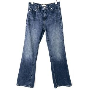 Levi's Woman's 512 Boot Cut Perfectly Slimming 12